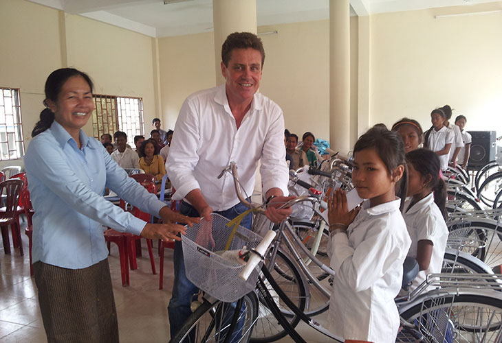 Bike-Donation-for-Poor-Children-funded-by-Lotus-Outreach-International